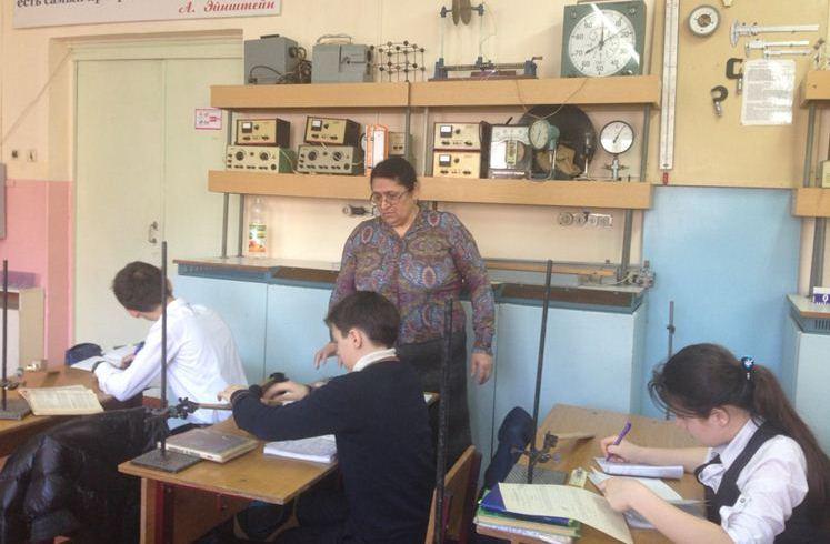 Наш дорогой учитель
