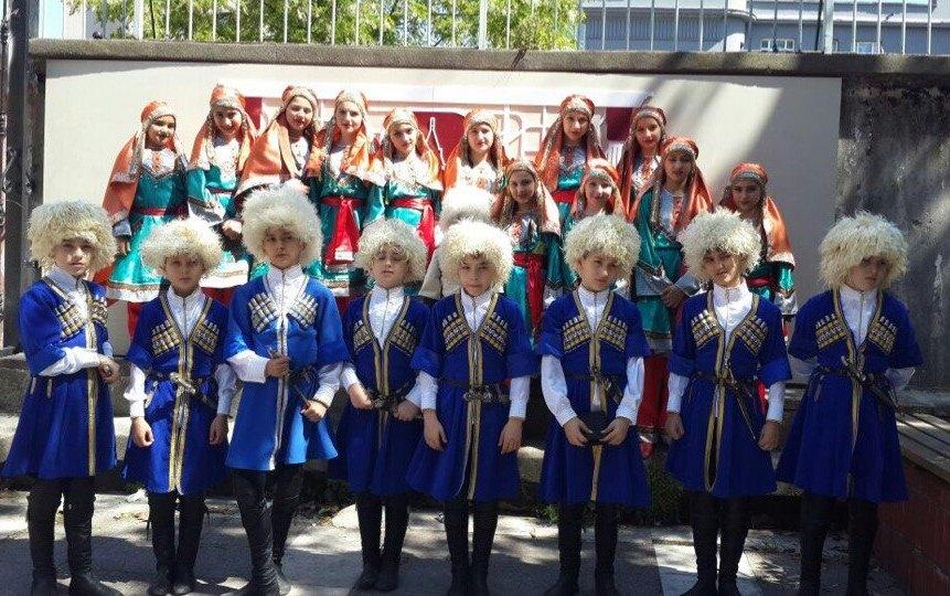 Дагестанские танцоры признаны лучшими в Стамбуле