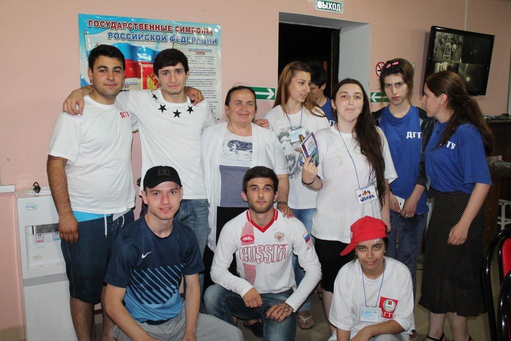 За мир на Кавказе!