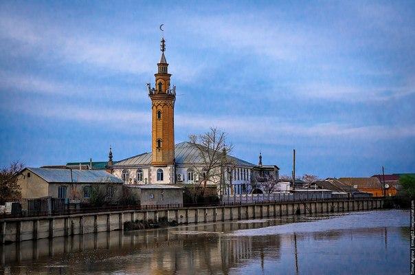Русская столица на Кавказе