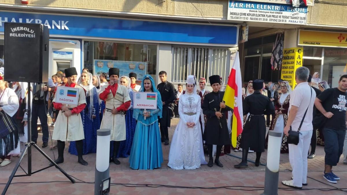 10 композиций от  «Эха гор» в Турции