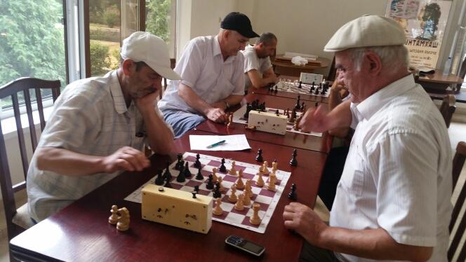 В рамках Всероссийского Дня физкультурника прошли соревнования по шахматам