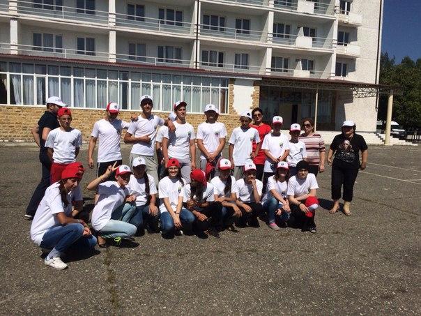 Экскурсия для детей из социально - реабилитационного центра