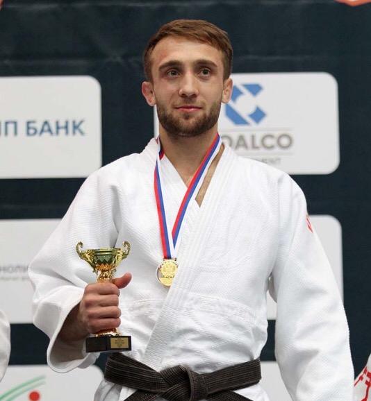 Дагестанский дзюдоист стал чемпионом России