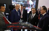 Дмитрий Медведев посетил дагестанскую экспозицию на инвестиционном форуме в Сочи