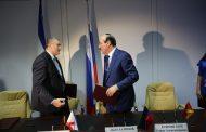 Рамазан Абдулатипов и Сергей Аксёнов подписали Соглашение о торгово-экономическом, научно-техническом, социальном и культурном сотрудничестве между Дагестаном и Крымом