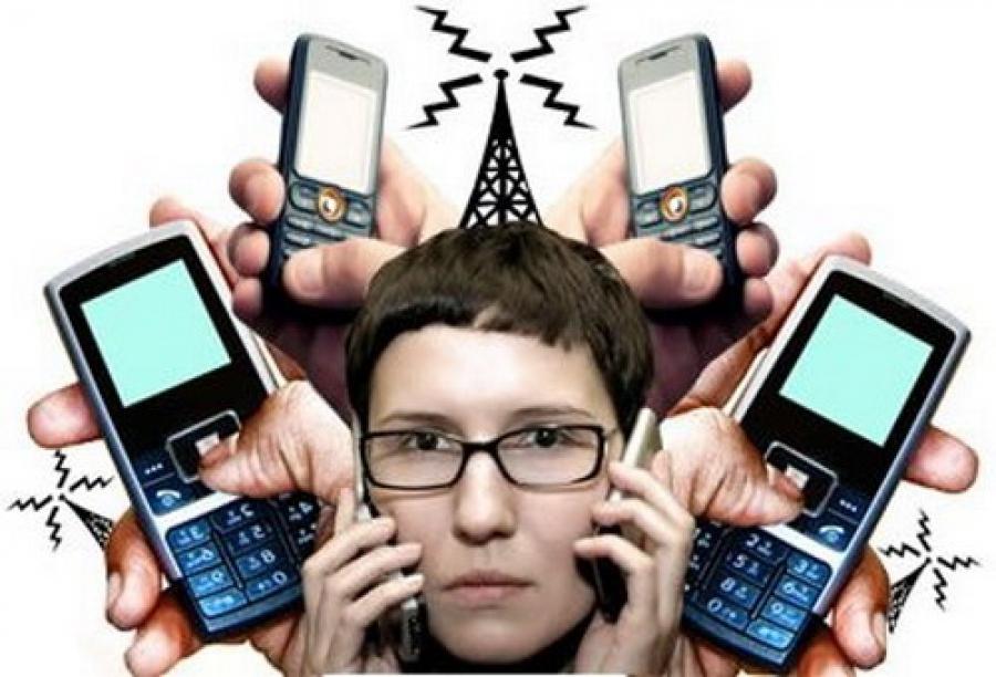 Дети и мобильники