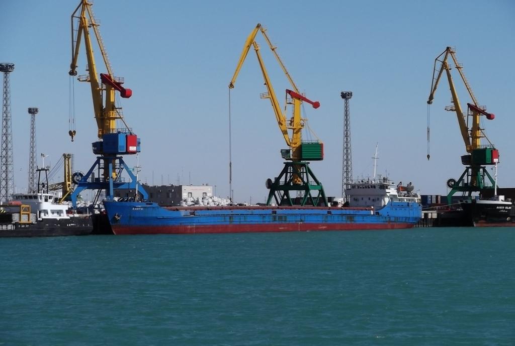 Махачкалинский морской торговый порт Курсом на развитие