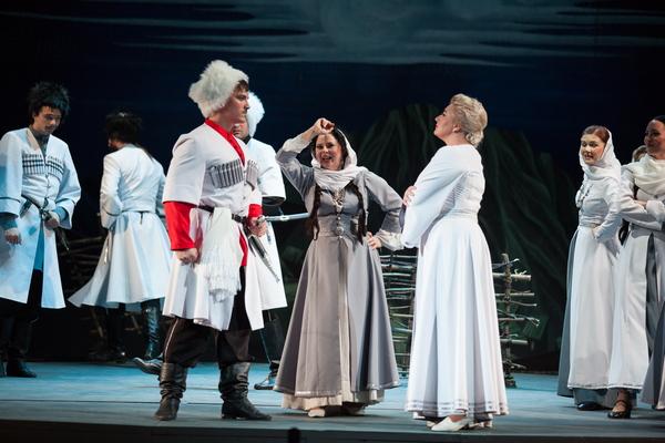 Мировая премьера оперы «Казаки» Ширвани Чалаева состоялась в Нижнем Новгороде