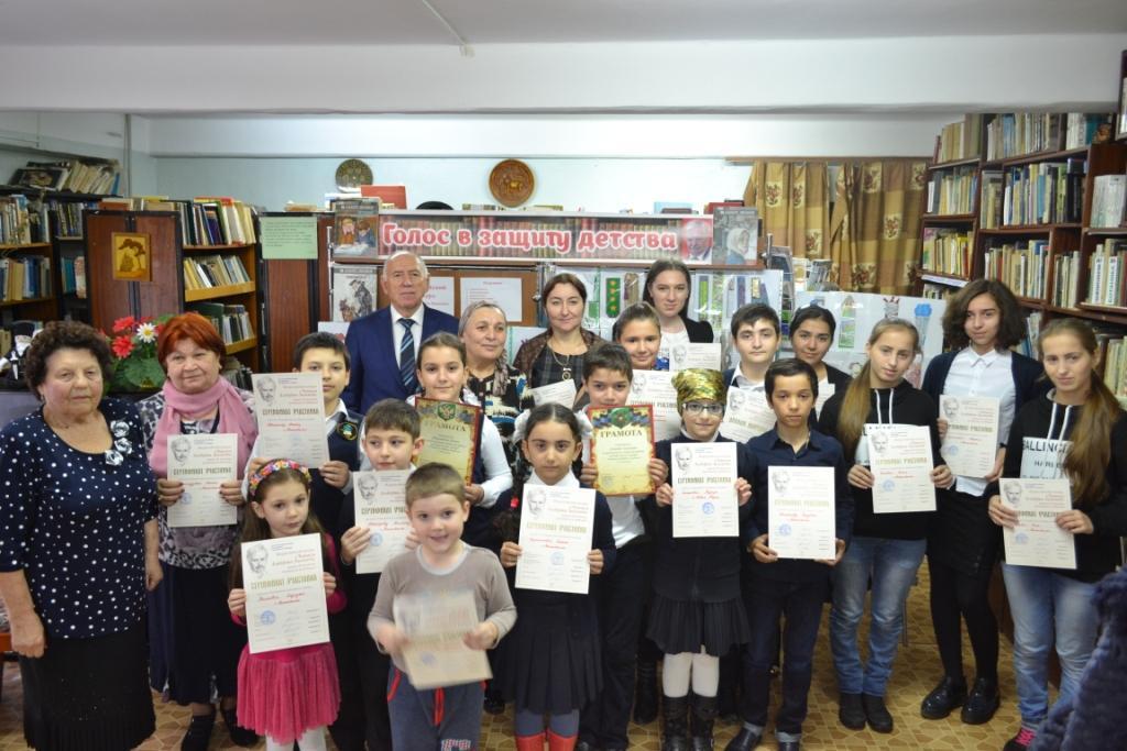 Юные дагестанцы стали лауреатами Всероссийского конкурса