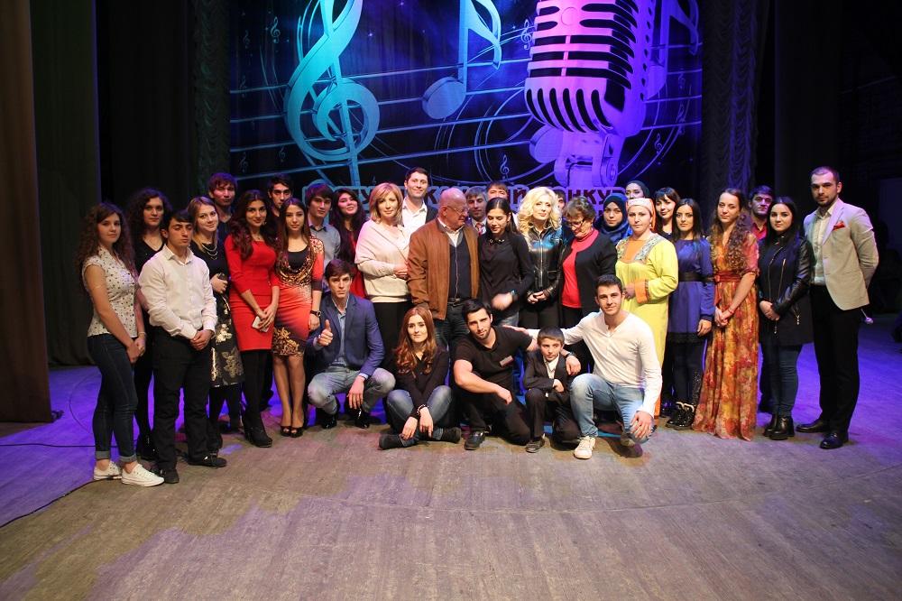 В Дагестане прошёл финальный этап конкурса патриотической песни «Я люблю тебя, Россия!»