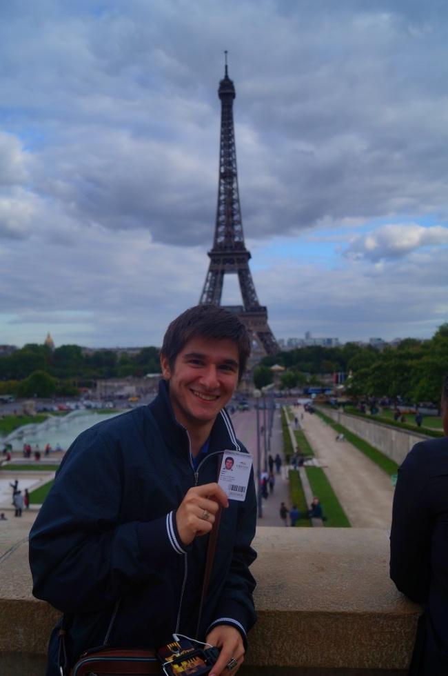 Жить и учиться в Париже