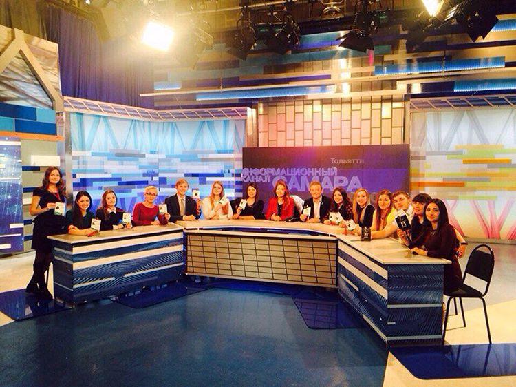 Студенты из Дагестана приняли участие в Общероссийском форуме «Россия студенческая»