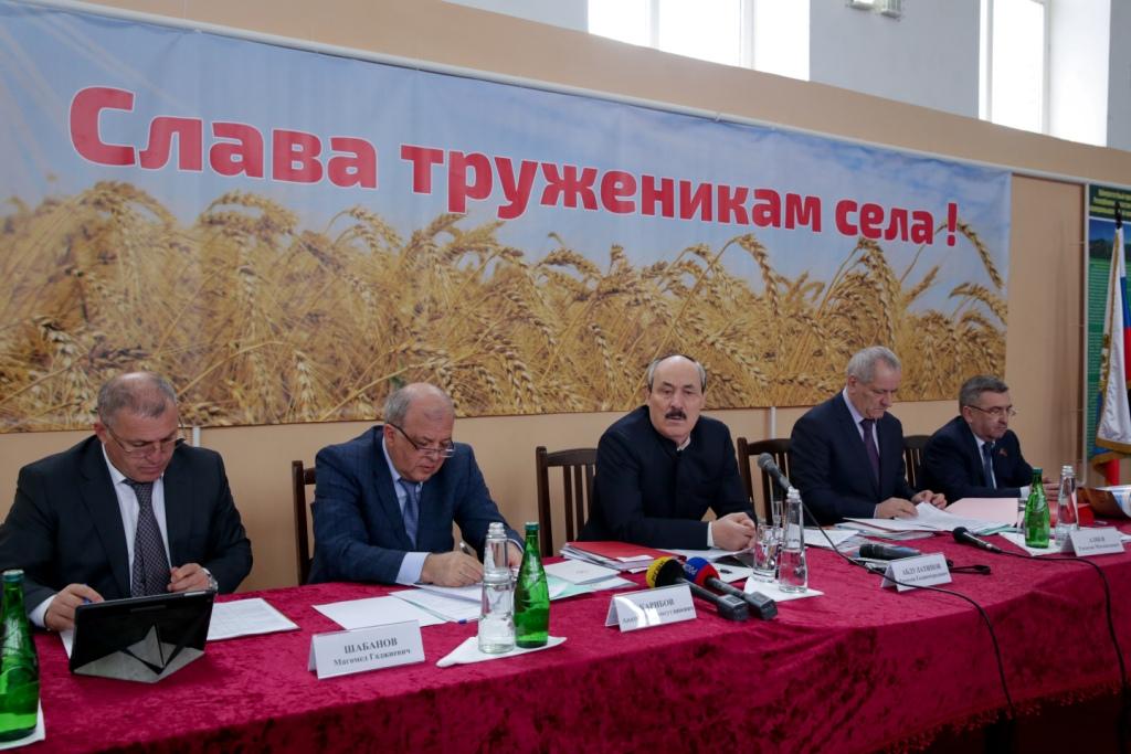В Дагестане состоялся Аграрный форум «Золотая Осень. Предварительные итоги 2015 года»