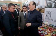 Глава Дагестана ознакомился  с экспозицией  Аграрного форума «Золотая осень Дагестана. Предварительные итоги 2015 года»