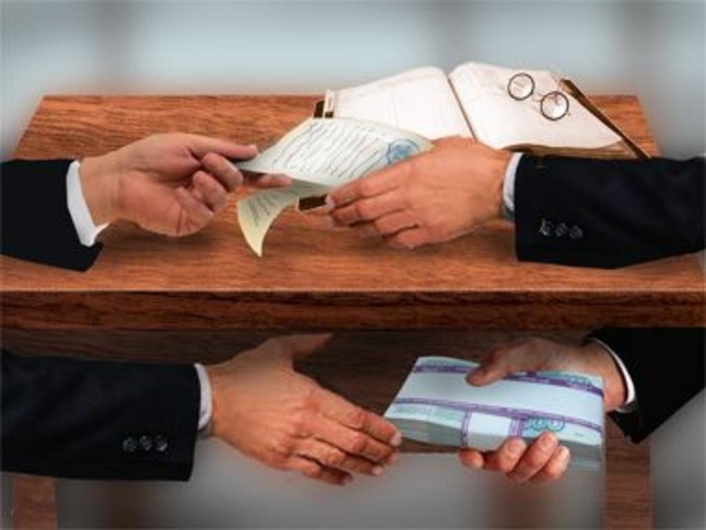 Коррупция и государственная власть курсовая Коррупция и государственная власть курсовая файлом