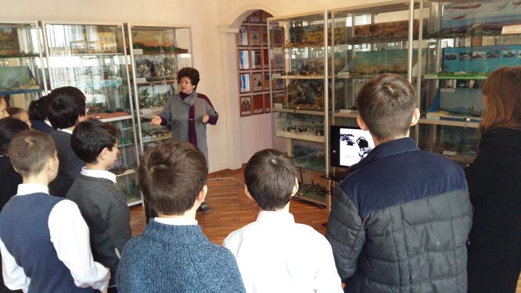 В музее Кизляра провели  уроки-лекции, посвященные снятию блокады Ленинграда и окончанию Сталинградской битвы