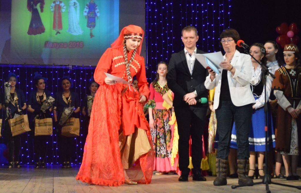 Табасаранка завоевала титул «Мисс – Этно 2016»