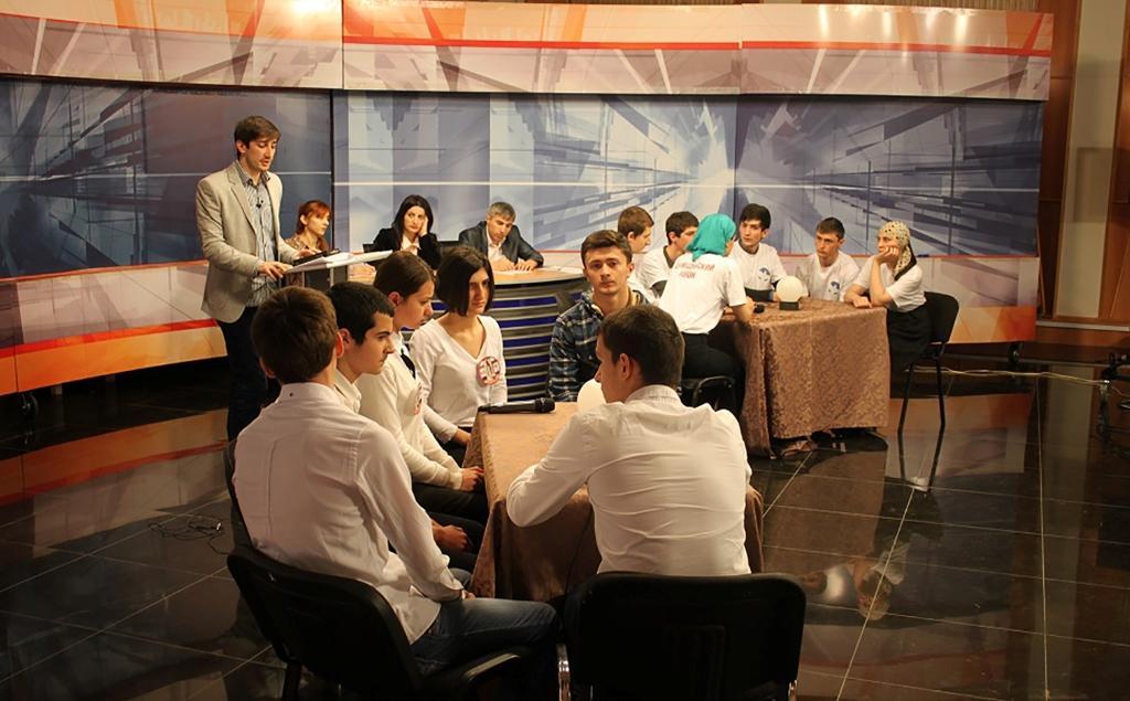 «Мой Дагестан и Россия моя» - финал