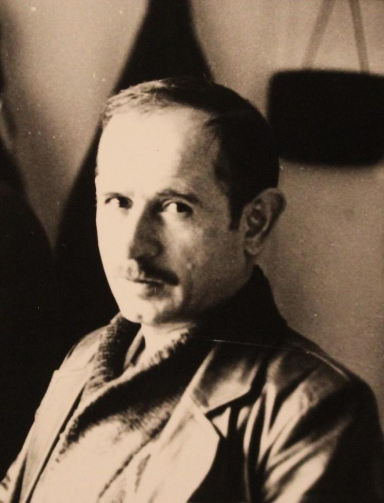 Расул Омаров,  часовщик (1940 – 1970-е гг.)
