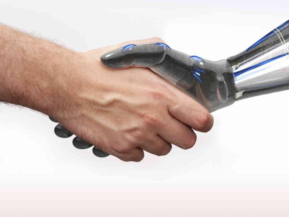С роботами на ты