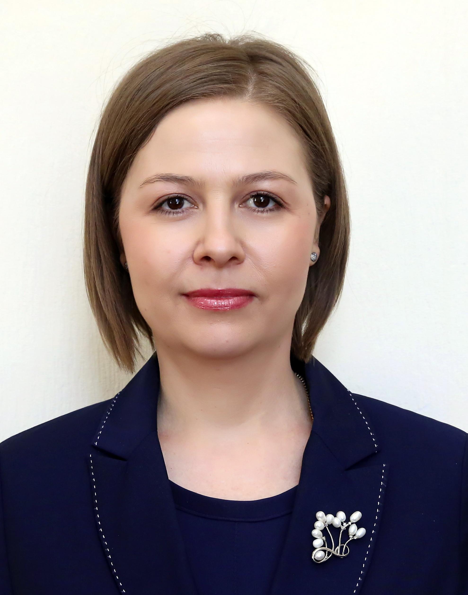 Тамара Чиненная назначена заместителем руководителя Администрации Главы и Правительства Дагестана