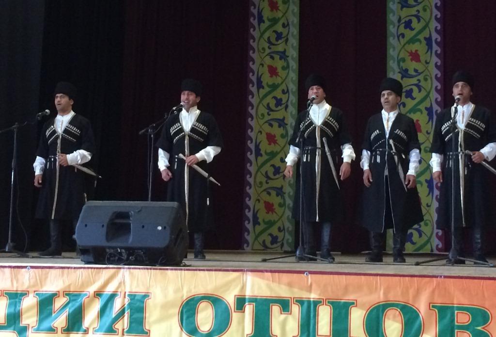 IX Республиканский фестиваль народных хоровых коллективов «Традиции отцов» состоялся в Карабудахкентском районе