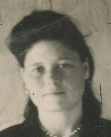 Мария Корниенко,  работник общепита (1920 – 1940 годы)