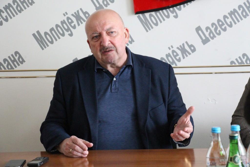 Гаджимет Сафаралиев: «Двоих министров  я уговорил»