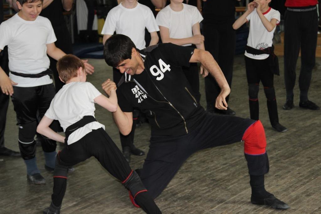 Состоялась генеральная репетиция Дней культуры Дагестана в Азербайджане