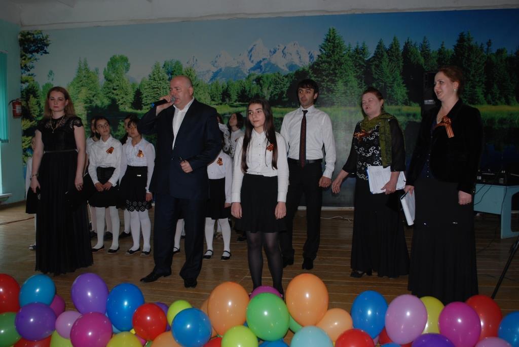 В Хасавюрте широко отметили 100-летие со дня рождения Героя России Абдулхакима Исмаилова