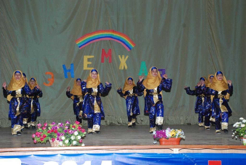 «ЭНЕМЖАЯ» VII Республиканский фестиваль детского творчества