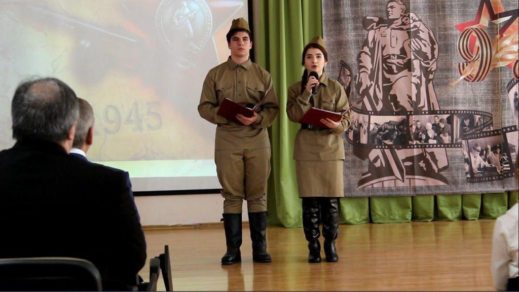 Гимназия им. М. Г. Гамзатова:  под эгидой ЮНЕСКО