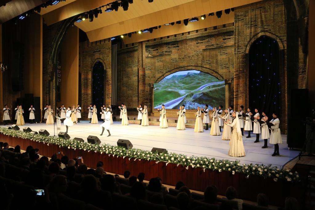 В Баку прошел праздничный концерт в рамках Дней культуры Дагестана в Азербайджанской Республике