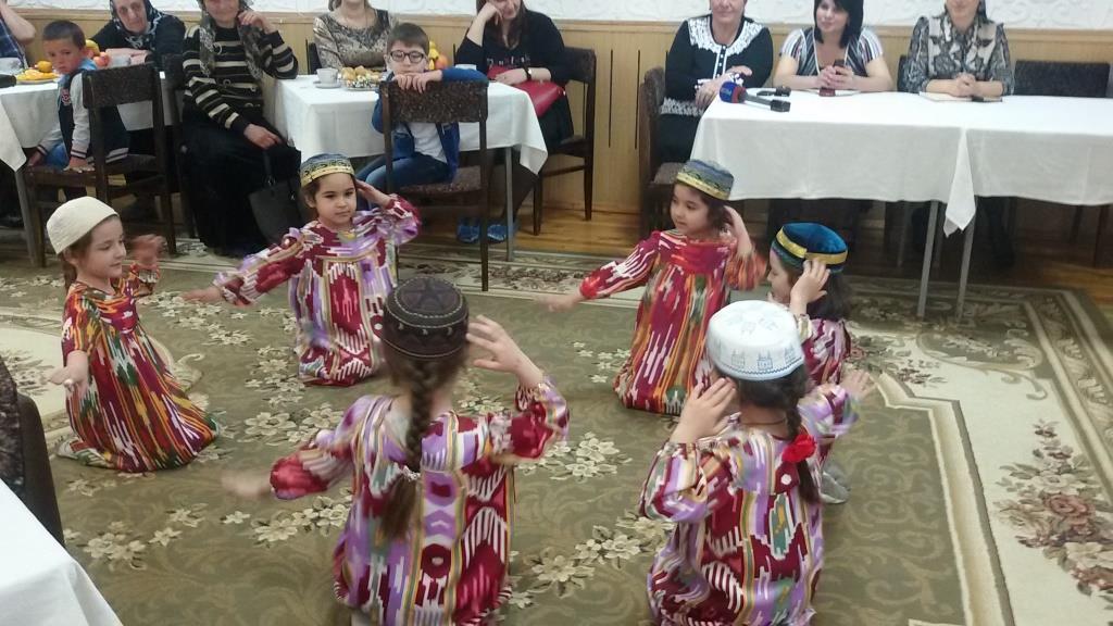 Благотворительный концерт в Республиканском Центре социальной помощи семье и детям