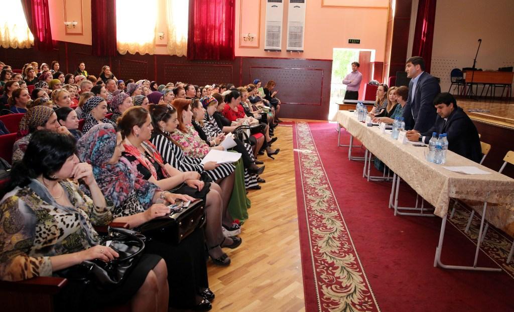 В Махачкале прошло собрание организаторов ЕГЭ