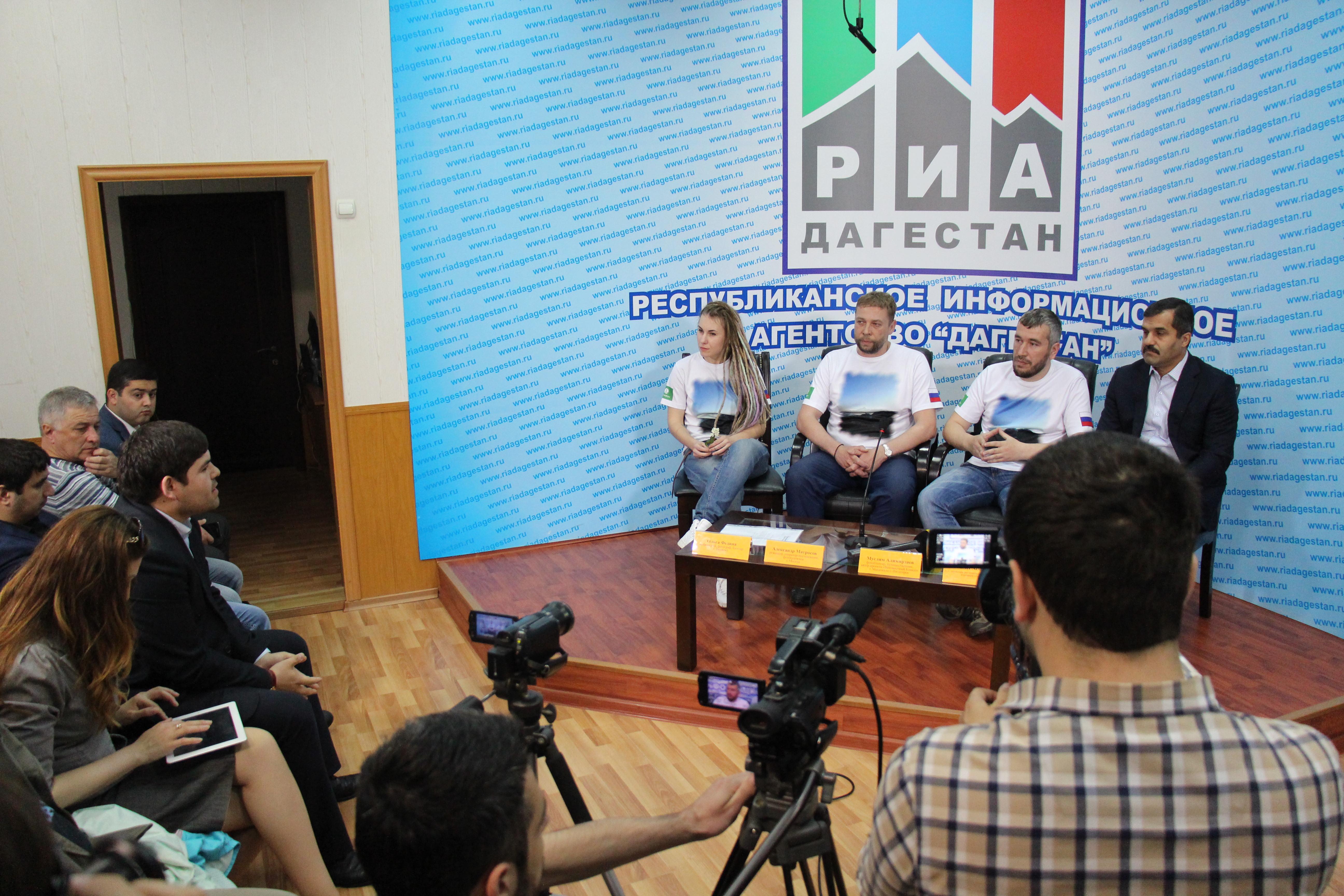 Блогтур «Неизвестный Кавказ» стартовал сегодня в Дагестане