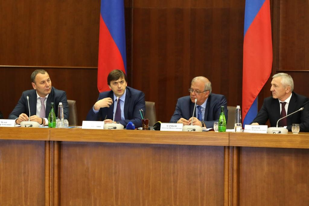 Сергей Кравцов: «За проведением ЕГЭ следит вся страна»