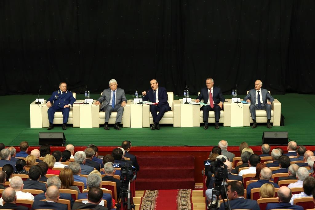 Глава Дагестана принял участие в республиканском совещании по профилактике преступлений
