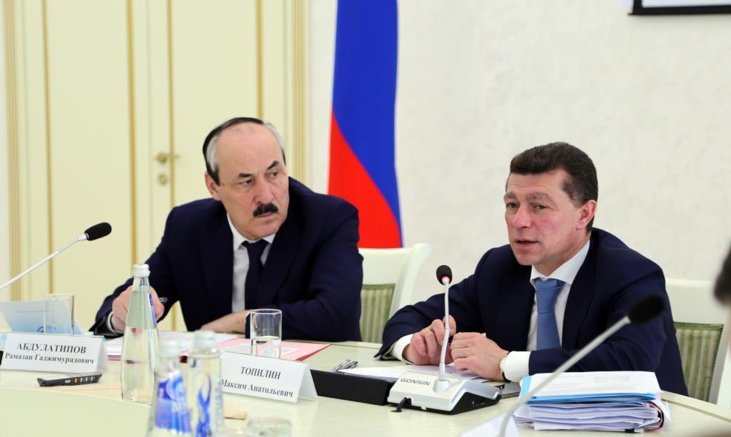 В Махачкале прошло совещание под руководством министра труда и социальной защиты России