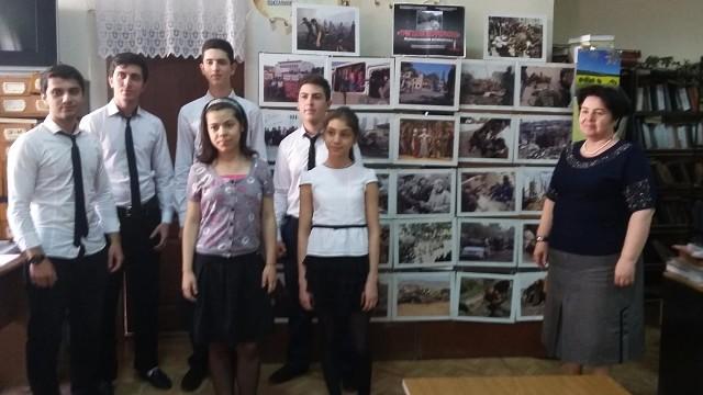 Передвижная фотовыставка «Трагедии терроризма» в Дербенте