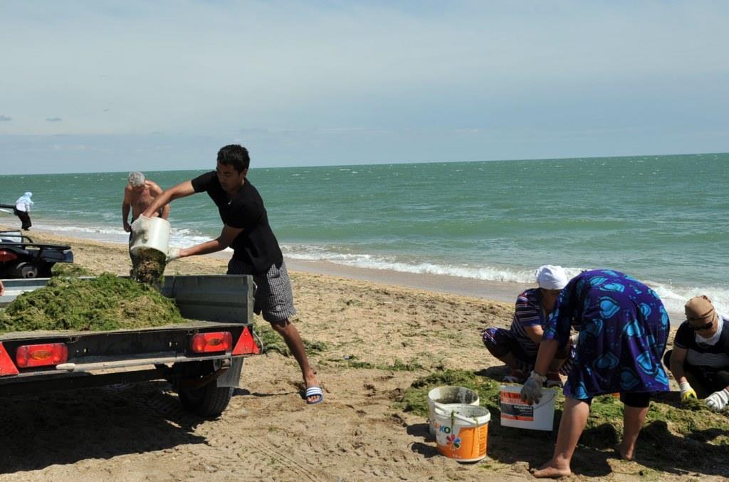 Городской пляж к открытию купального сезона готов!