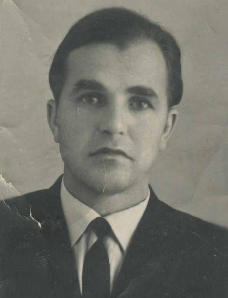 Александр Крохотин,  снабженец (1920 – 1950 годы)