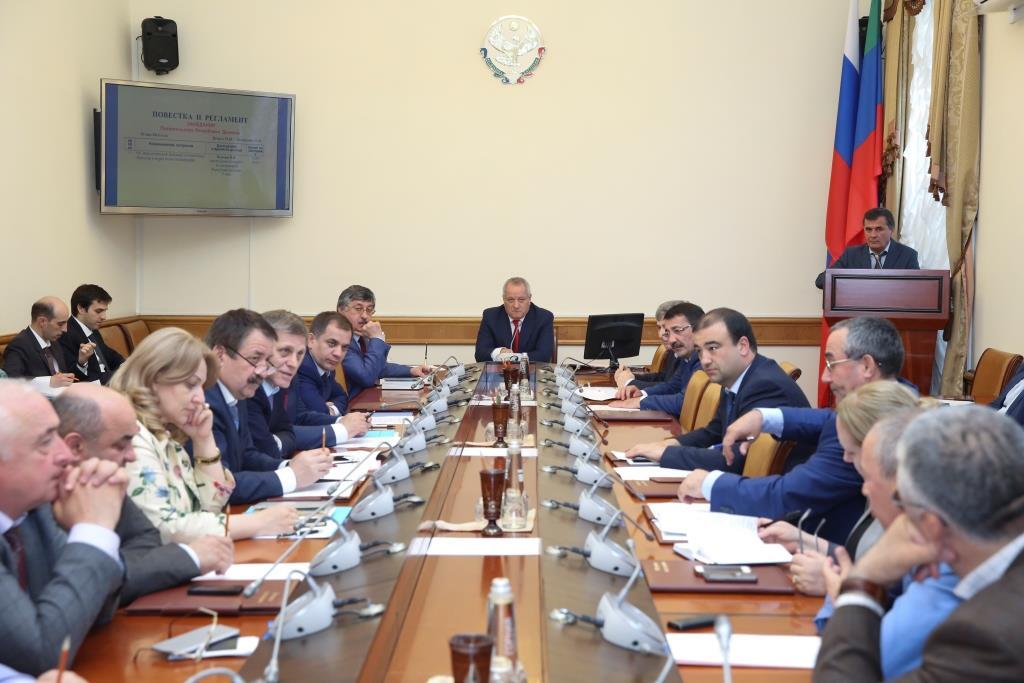 В Правительстве Дагестана обсудили эпизоотическую ситуацию в республике