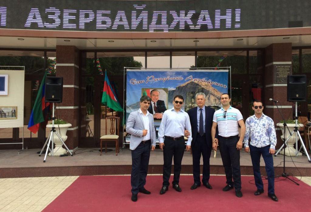 День Азербайджана в Дагестане