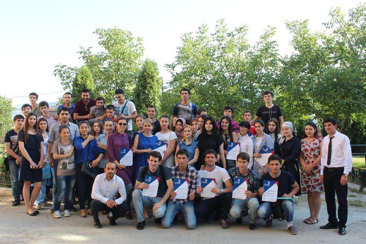 Волонтерам WorldSkills – спасибо!
