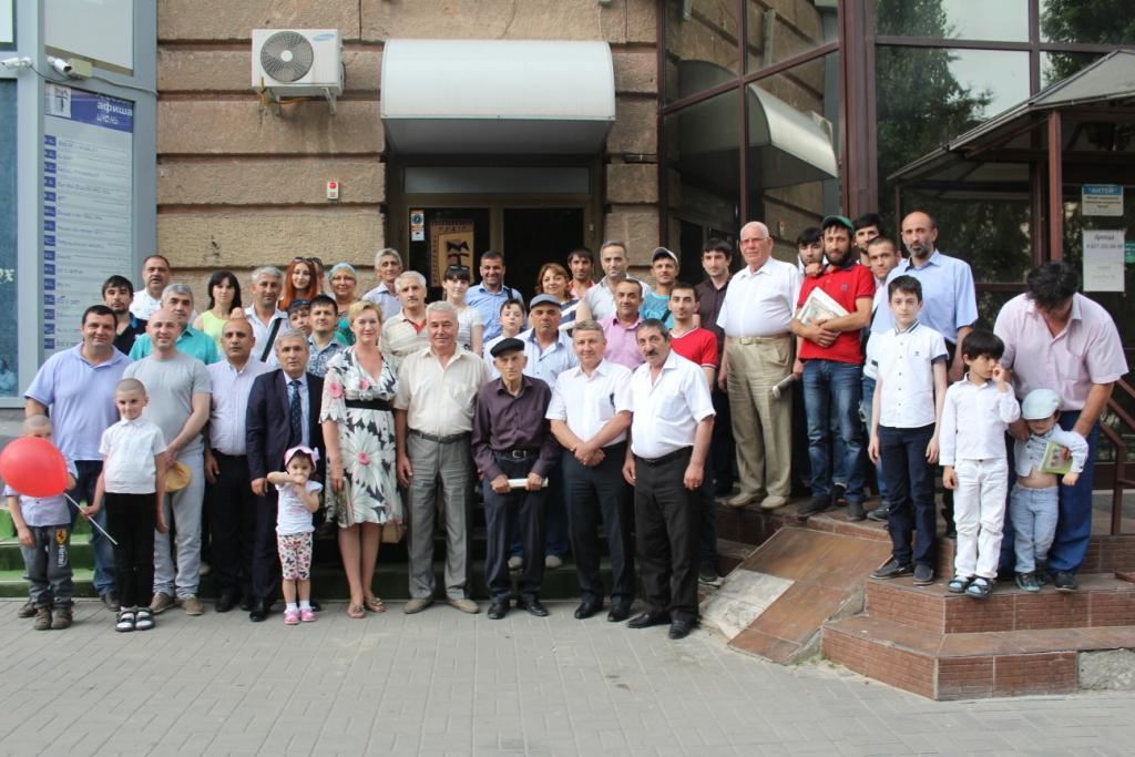 День цахурской культуры в Волгограде