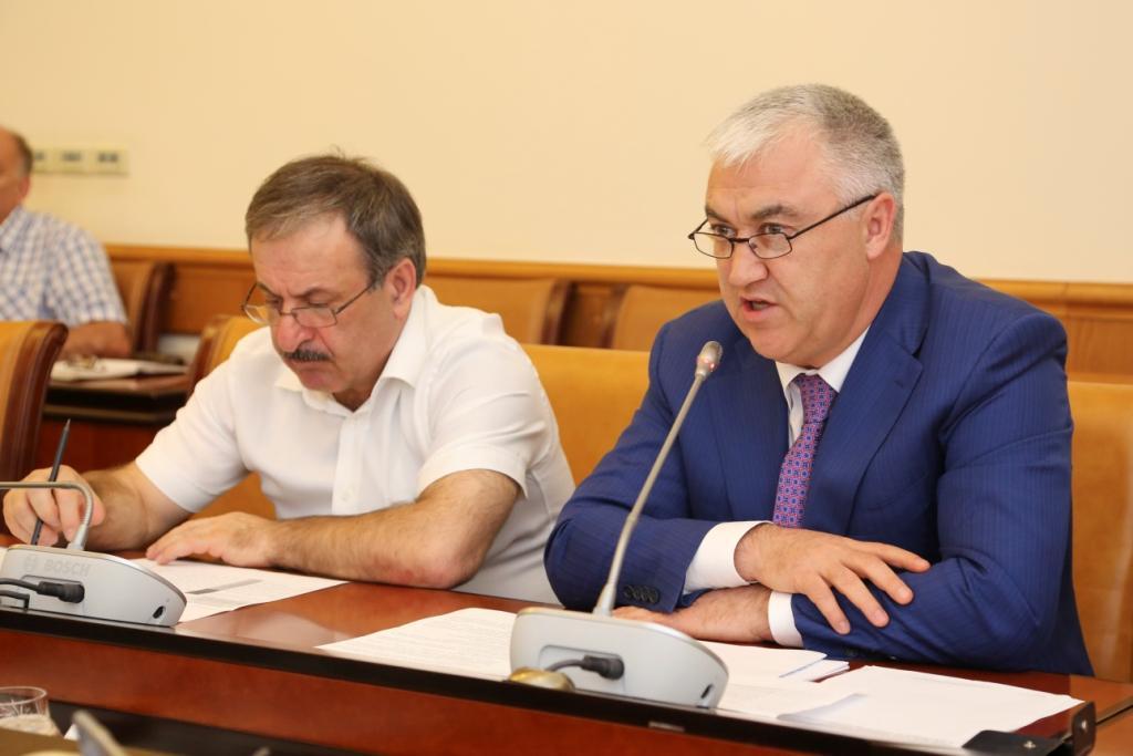 Рамазан Алиев провел заседание Межведомственной комиссии