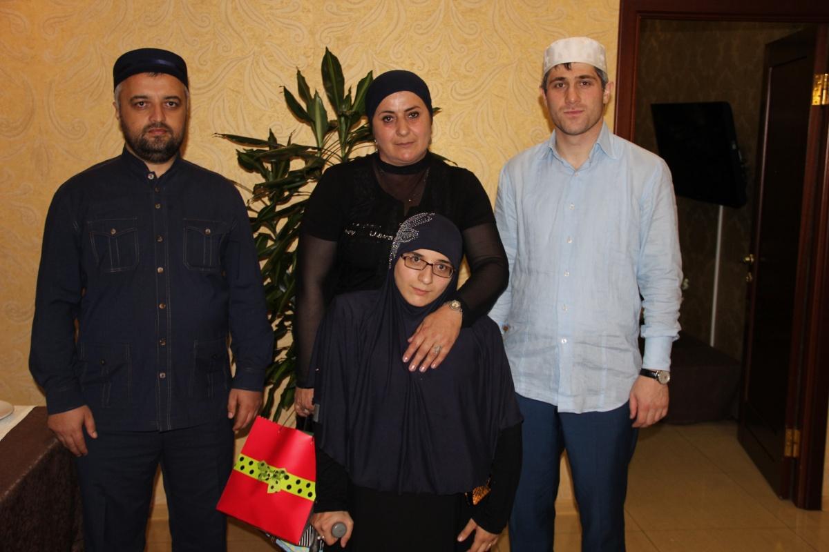 Гите Резехановой предложено  продолжить обучение в Дагестане
