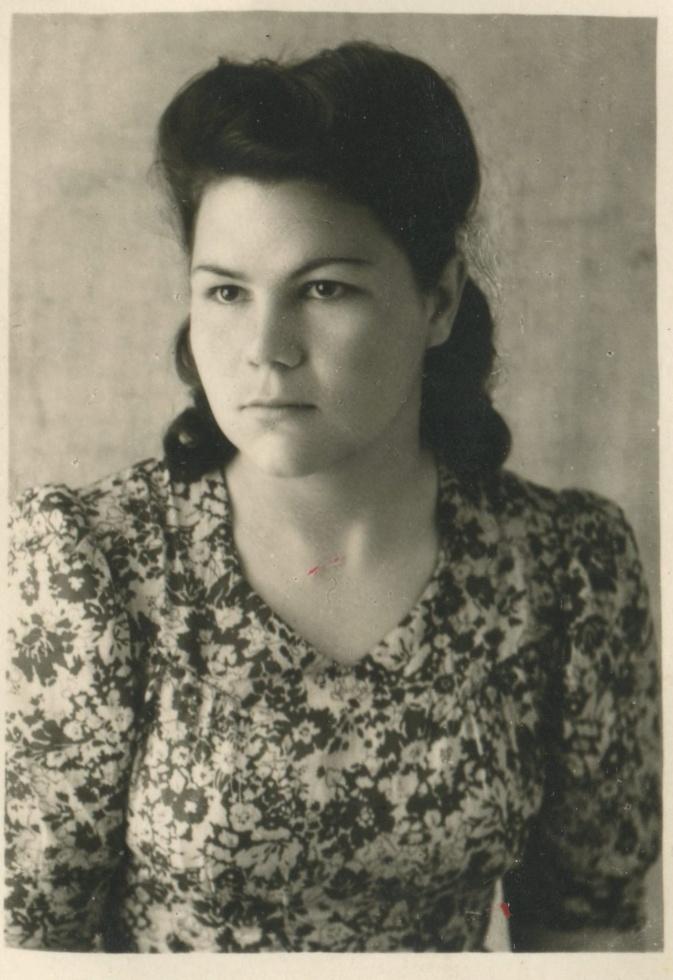 Мария Тулубьева, кадровик (1910 - 1950 годы)